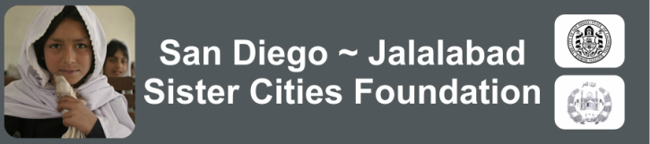 San Diego Jalalabad Sister Cities